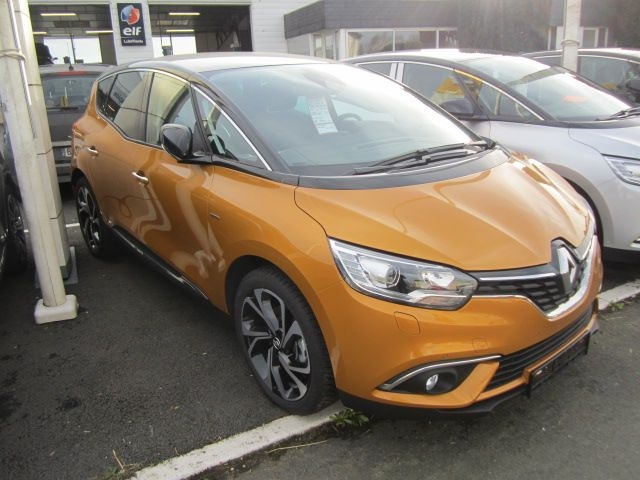 Renault SCENIC IV 1.6 DCI 160CH ENERGY BOSE EDC Diesel JAUNE Occasion à vendre