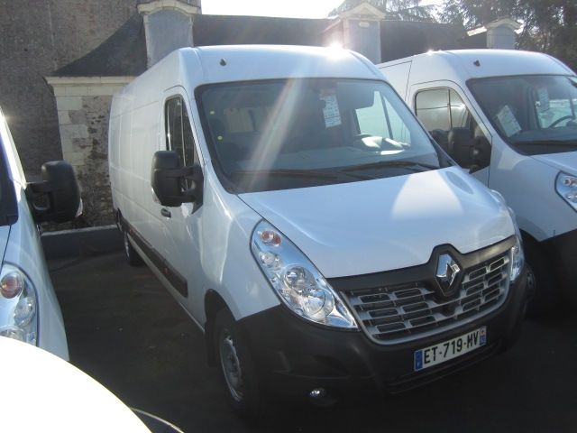 Renault MASTER III FG F3500 L3H2 2.3 DCI 170CH ENERGY GRAND CONFORT EURO6 Diesel BLANC Occasion à vendre