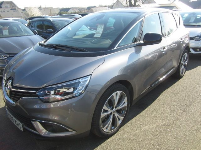 Renault SCENIC IV 1.5 DCI 110CH ENERGY INTENS EDC Diesel GRIS Occasion à vendre