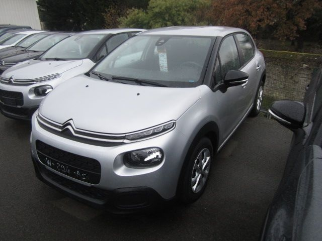 Photo 1 de l'offre de CITROEN C3 BLUEHDI 75CH FEEL S&S à 12990€ chez Garage Deletre
