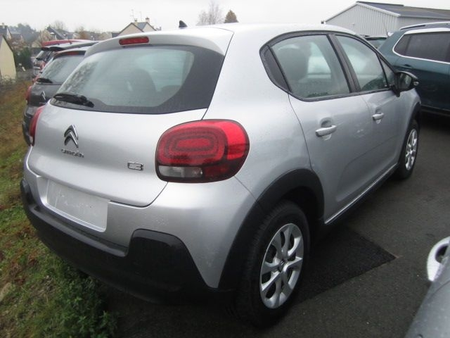 Photo 5 de l'offre de CITROEN C3 BLUEHDI 75CH FEEL S&S à 12990€ chez Garage Deletre