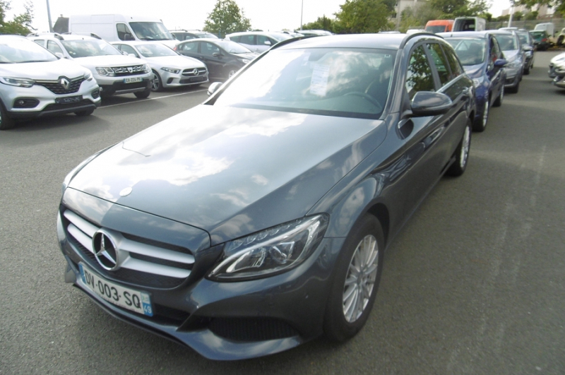 Mercedes-Benz CLASSE C BREAK (S205) 220 D BUSINESS EXECUTIVE 7G-TRONIC PLUS Diesel GRIS Occasion à vendre